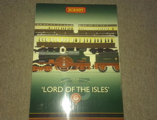 Hornby R2560 Lord of the Isles